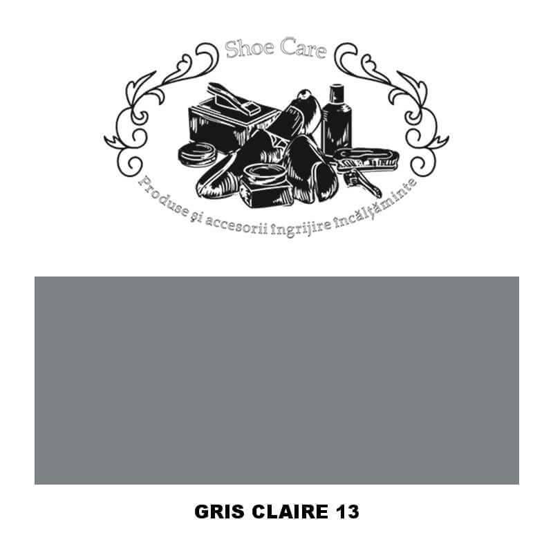 gris claire 13 Shoecare.ro - Cele mai bune produse si accesorii pentru ingrijirea pantofilor. Alege sa redai stralucirea papucil