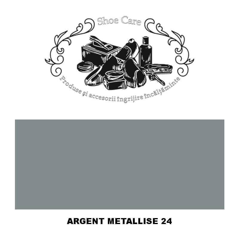 argent metallise 24 Shoecare.ro - Cele mai bune produse si accesorii pentru ingrijirea pantofilor. Alege sa redai stralucirea pa