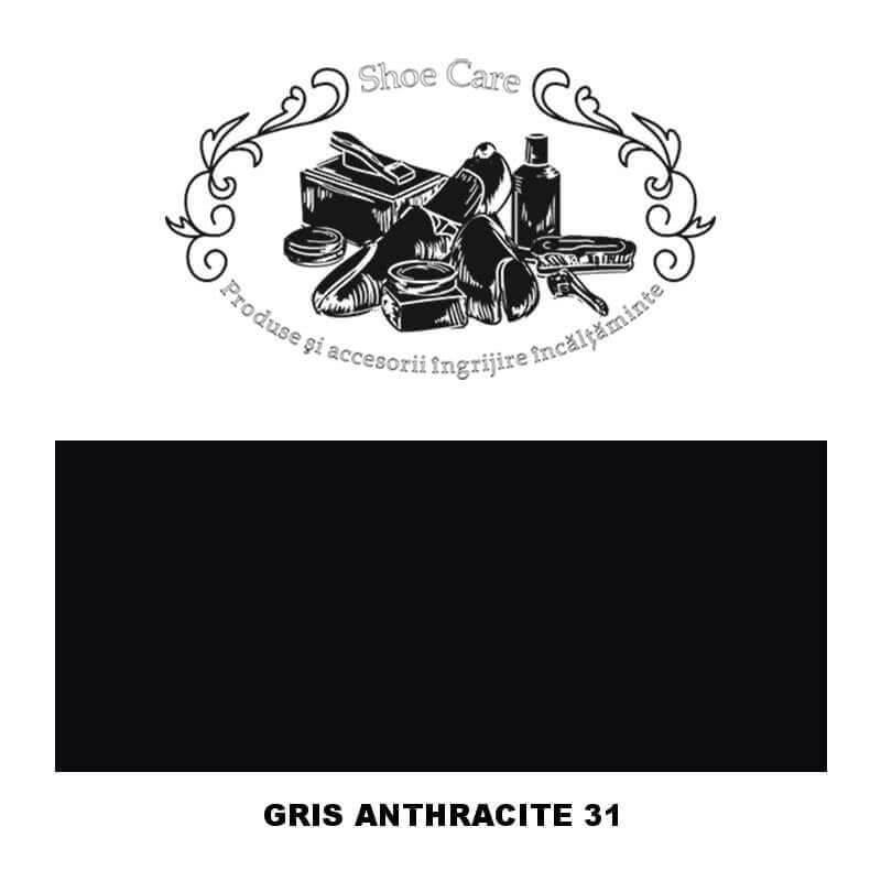 gris anthracite 31 Shoecare.ro - Cele mai bune produse si accesorii pentru ingrijirea pantofilor. Alege sa redai stralucirea pap