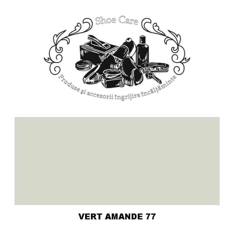 vert amande 77 Shoecare.ro - Cele mai bune produse si accesorii pentru ingrijirea pantofilor. Alege sa redai stralucirea papucil