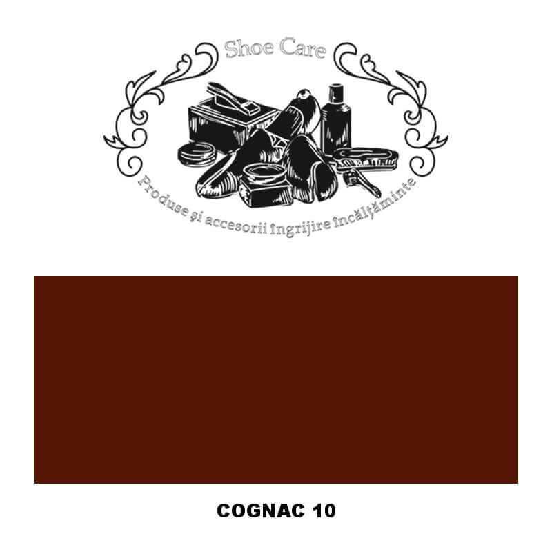 cognac 10 Shoecare.ro - Cele mai bune produse si accesorii pentru ingrijirea pantofilor. Alege sa redai stralucirea papucilor ta