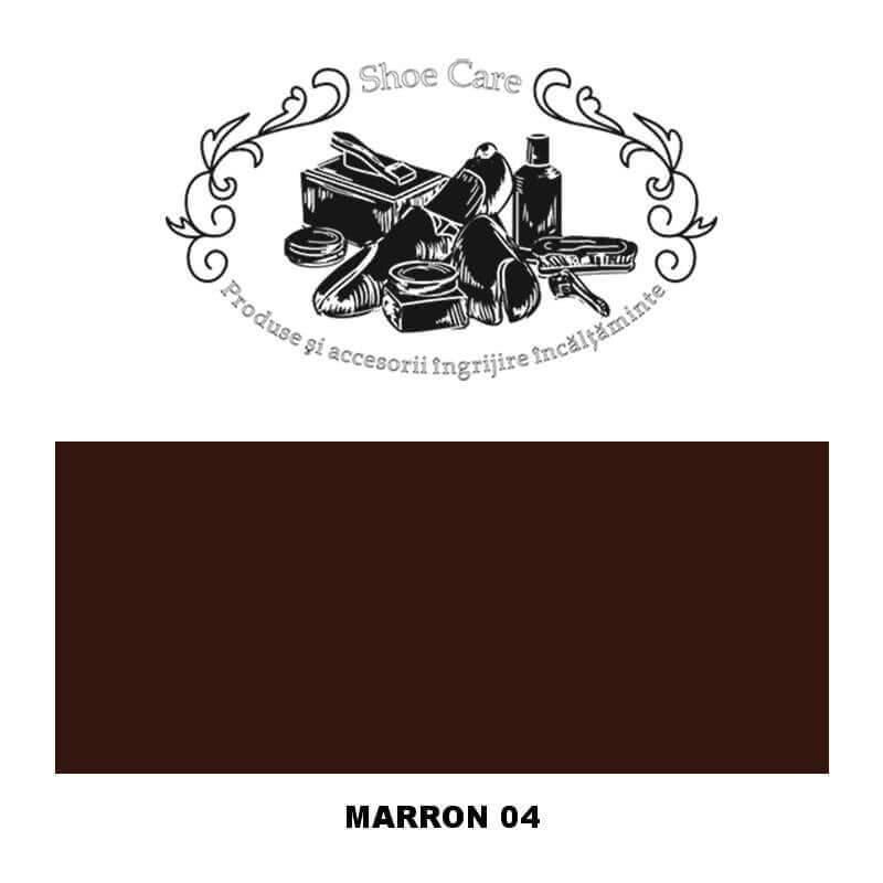 marron 04 Shoecare.ro - Cele mai bune produse si accesorii pentru ingrijirea pantofilor. Alege sa redai stralucirea papucilor ta