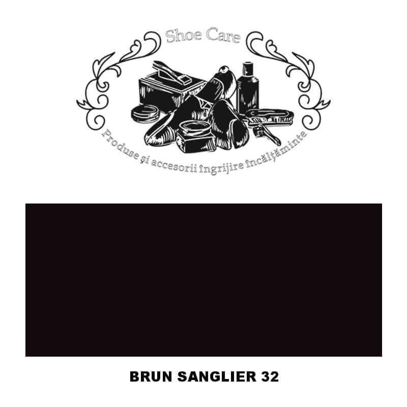 brun sanglier 32 Shoecare.ro - Cele mai bune produse si accesorii pentru ingrijirea pantofilor. Alege sa redai stralucirea papuc