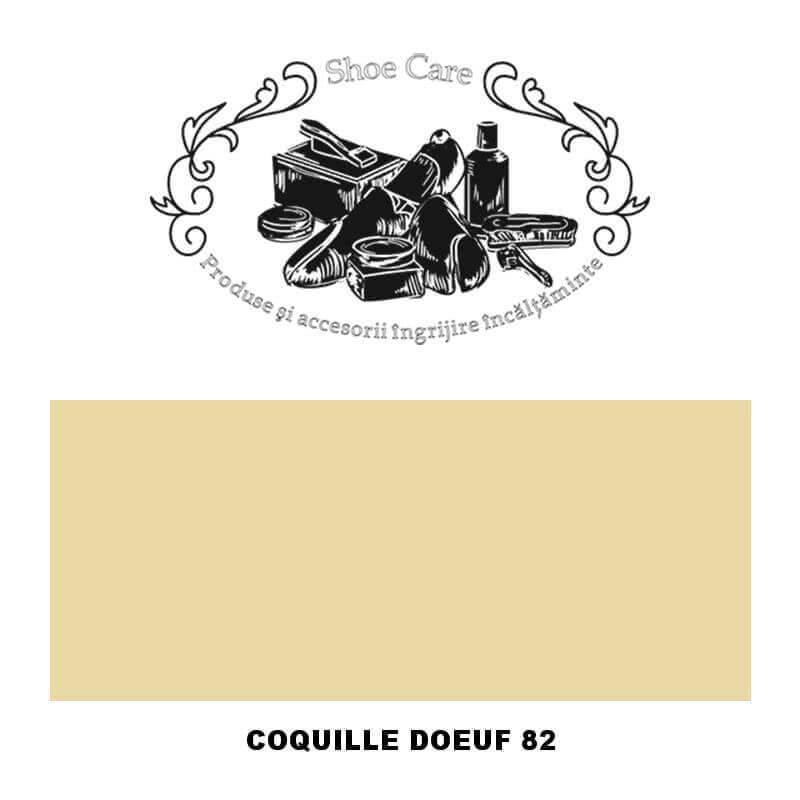 coquille doeuf 82 Shoecare.ro - Cele mai bune produse si accesorii pentru ingrijirea pantofilor. Alege sa redai stralucirea papu
