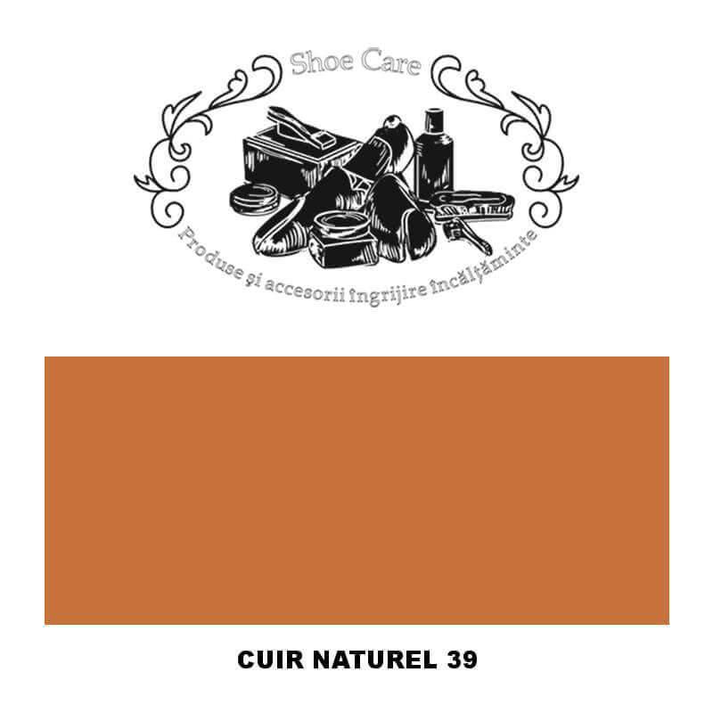 cuir naturel 39 Shoecare.ro - Cele mai bune produse si accesorii pentru ingrijirea pantofilor. Alege sa redai stralucirea papuci