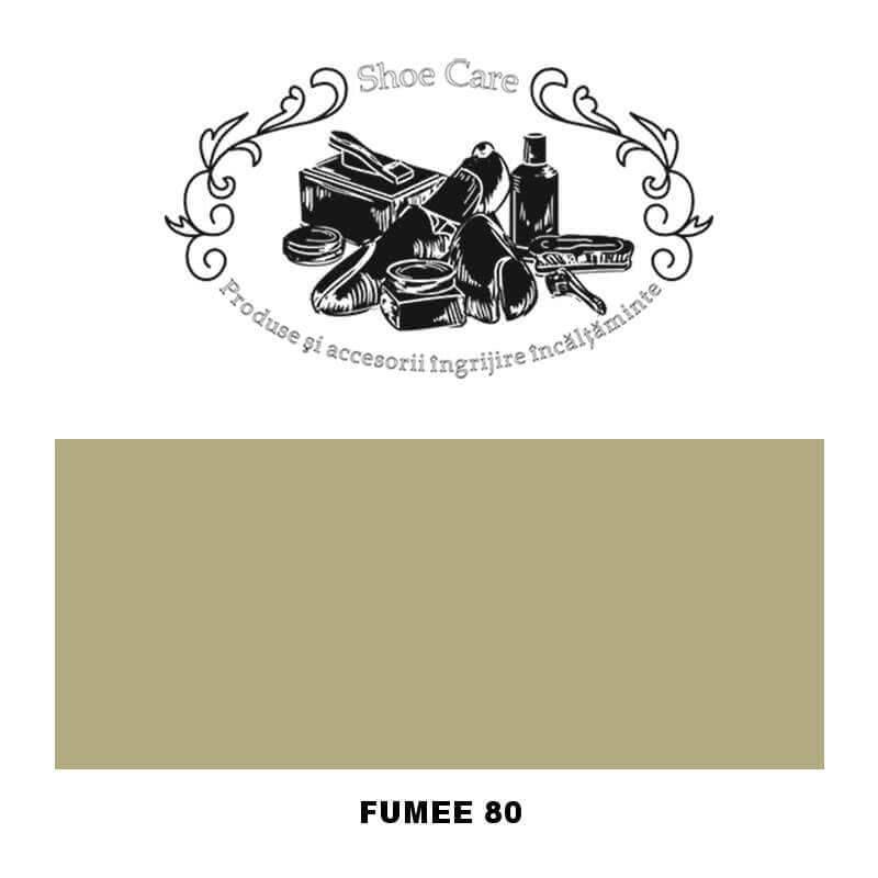 fumee 80 Shoecare.ro - Cele mai bune produse si accesorii pentru ingrijirea pantofilor. Alege sa redai stralucirea papucilor tai