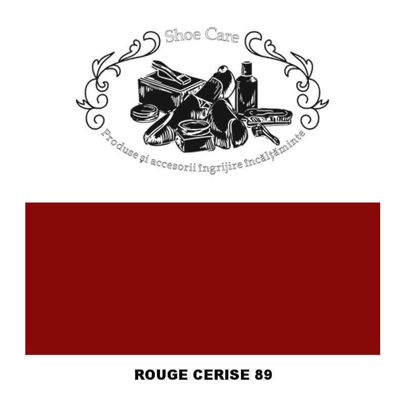 rouge cerise 89 Shoecare.ro - Cele mai bune produse si accesorii pentru ingrijirea pantofilor. Alege sa redai stralucirea papuci