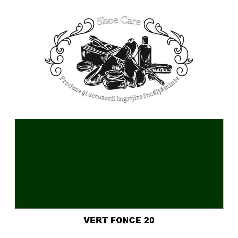 vert fonce 20 Shoecare.ro - Cele mai bune produse si accesorii pentru ingrijirea pantofilor. Alege sa redai stralucirea papucilo