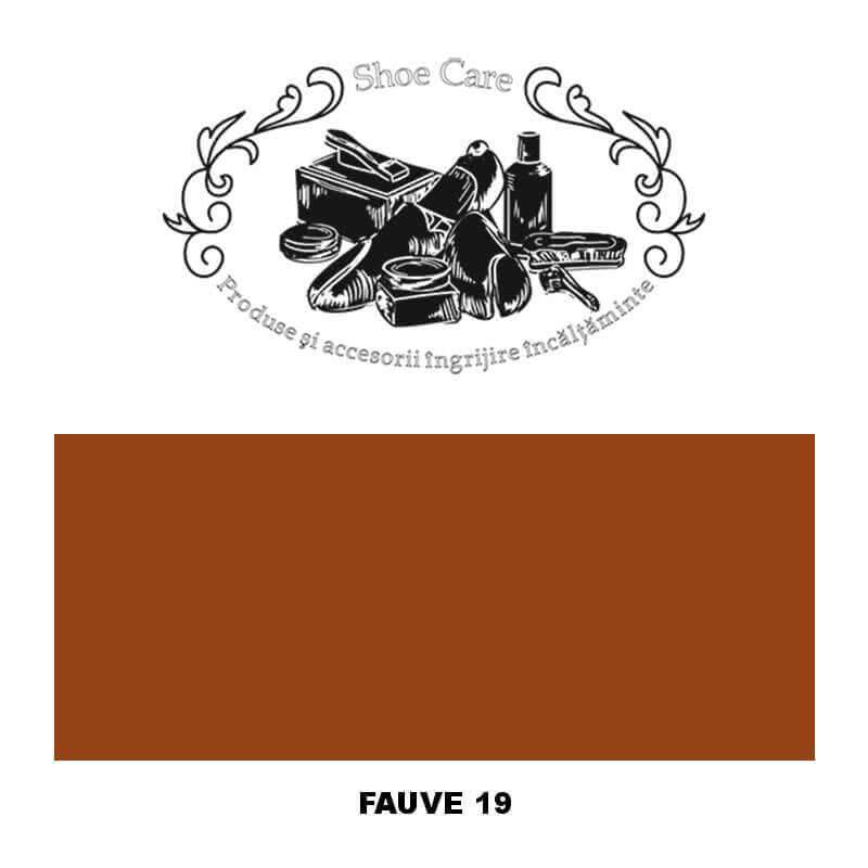 fauve 19 Shoecare.ro - Cele mai bune produse si accesorii pentru ingrijirea pantofilor. Alege sa redai stralucirea papucilor tai