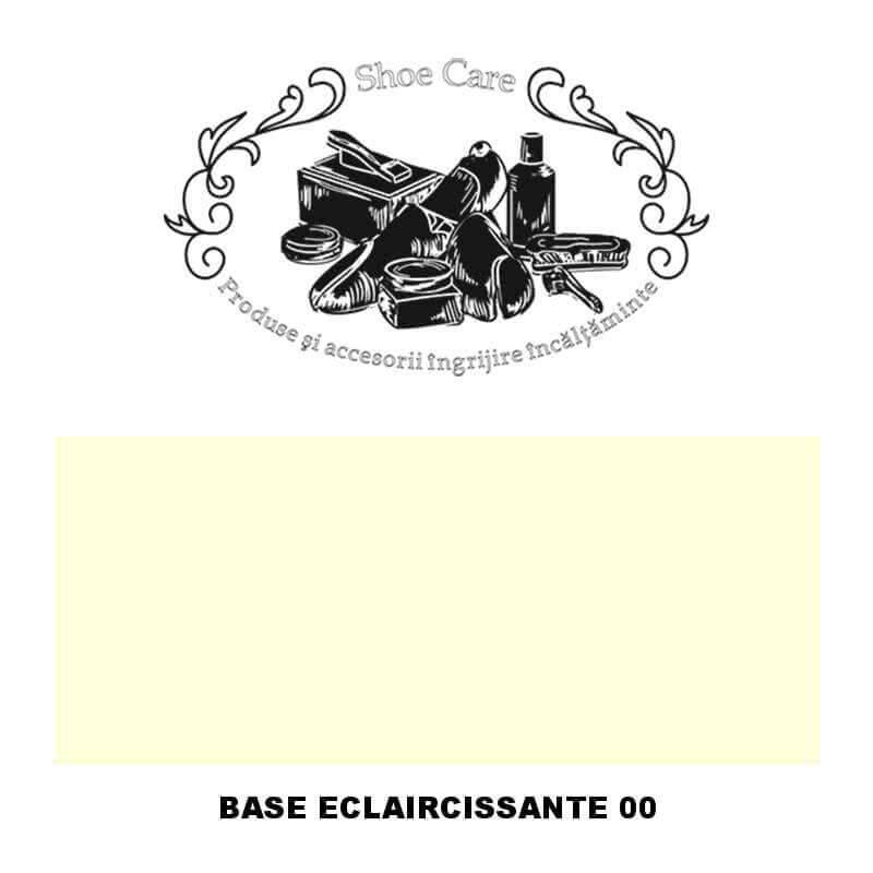base eclaircissante 00 Shoecare.ro - Cele mai bune produse si accesorii pentru ingrijirea pantofilor. Alege sa redai stralucirea
