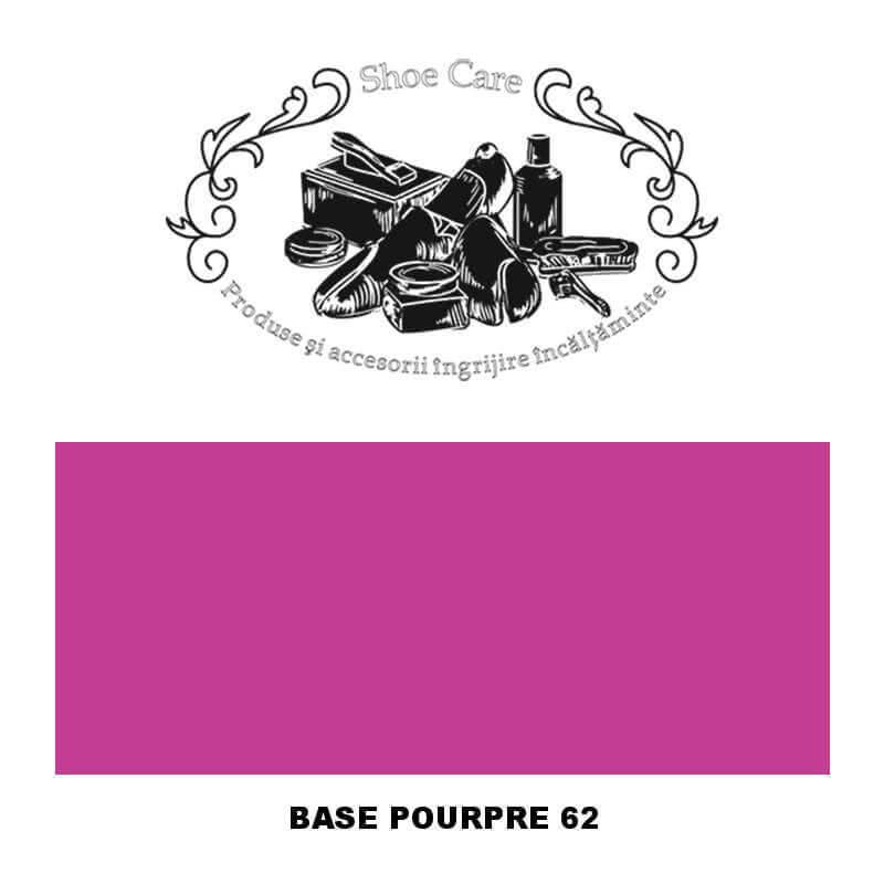 base pourpre 62 Shoecare.ro - Cele mai bune produse si accesorii pentru ingrijirea pantofilor. Alege sa redai stralucirea papuci