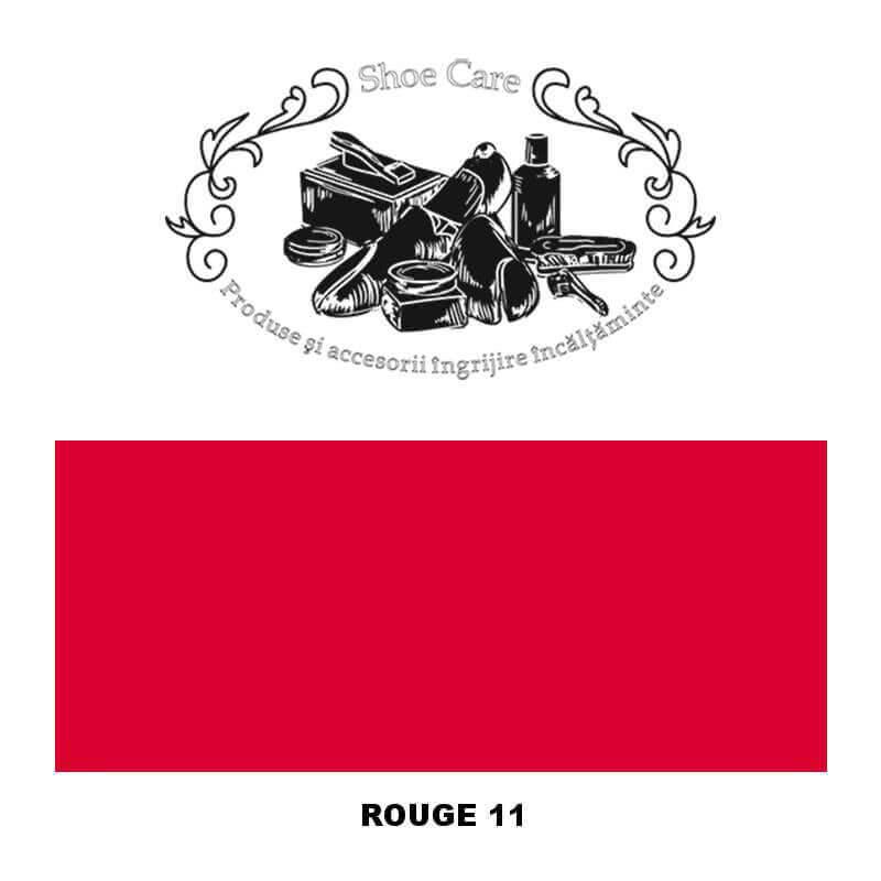 rouge 11 Shoecare.ro - Cele mai bune produse si accesorii pentru ingrijirea pantofilor. Alege sa redai stralucirea papucilor tai