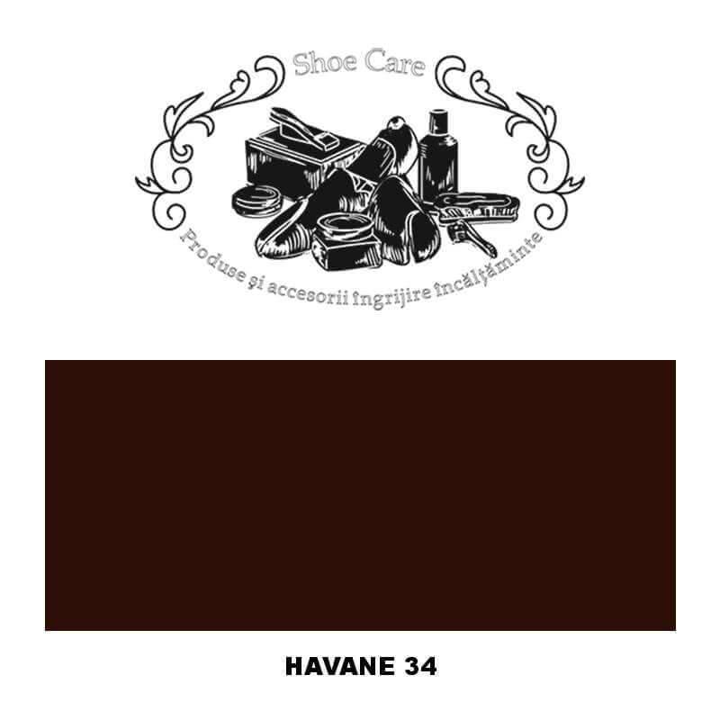 havane 34 Shoecare.ro - Cele mai bune produse si accesorii pentru ingrijirea pantofilor. Alege sa redai stralucirea papucilor ta