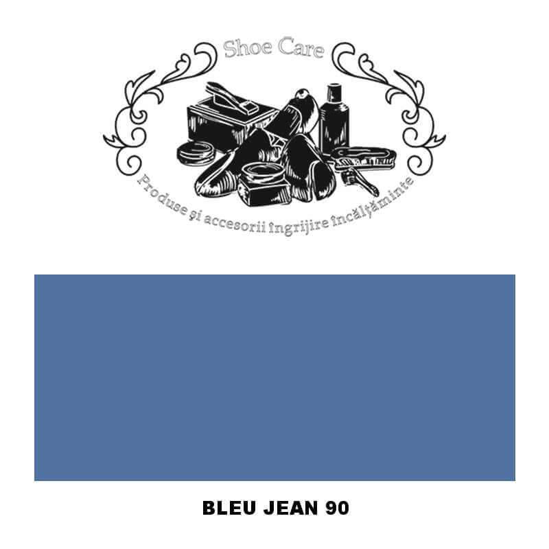 bleu jean 90 Shoecare.ro - Cele mai bune produse si accesorii pentru ingrijirea pantofilor. Alege sa redai stralucirea papucilor