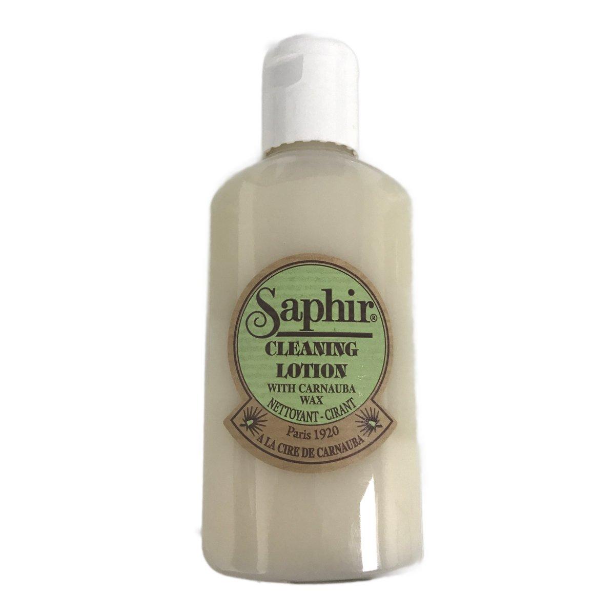 Loțiune de curățare de la Saphir