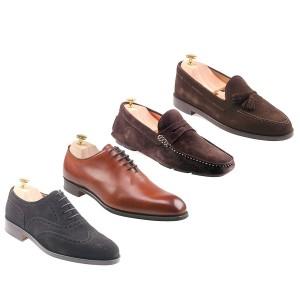Sanuri din lemn de cedru cu arc dublu  pentru  pantofi  - IN PANTOFI