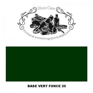 TEINTURE FRANCAISE Saphir Vert Fonce 20