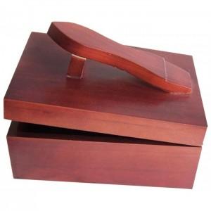 Caseta lemn
