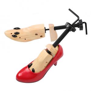 Presă universală din lemn de pin pentru lărgit pantofi