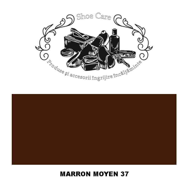 marron moyen 37 Shoecare.ro - Cele mai bune produse si accesorii pentru ingrijirea pantofilor. Alege sa redai stralucirea papuci